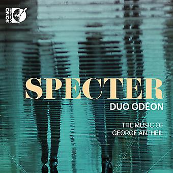 Antheil / Duo Odeon - Specter [CD] USA import