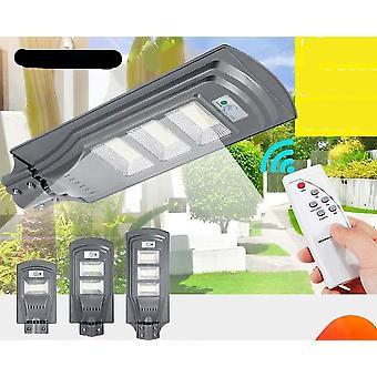 Solar Street Light Outdoor Garden Solar Radar Pir Motion Sensor