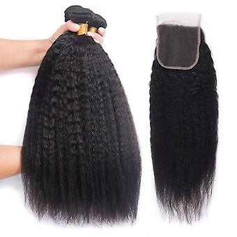 Beumax Hairs 10a Grade Brazilian 100% Unprocessed Virgin Weave Hair