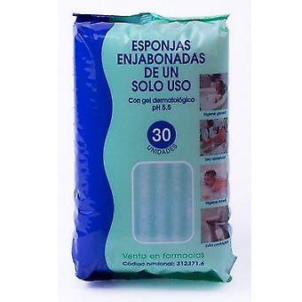 Jahisil Begobaño éponge savonneuse 30 unités