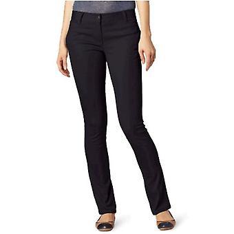 Lee Uniforms Juniors Original Skinny Leg Pant, Black, 3
