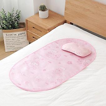 Oreiller pliant de matelas de lit de moustiquaire de chéri