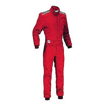 Racing jumpsuit OMP Sport MY2014 Red