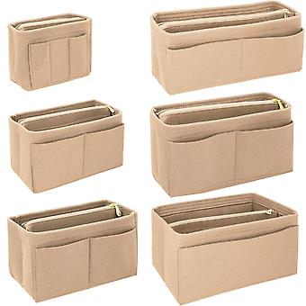 2x Bag Inserts - Beige