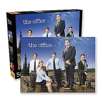 The office - forest 500pc puzzle