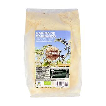 Økologisk glutenfri kikærtemel 500 g