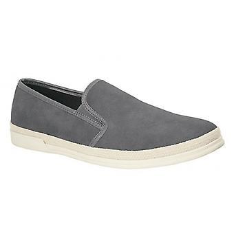 Route 21 Dakota Mens Slip On Shoes Grey