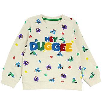 Hey Duggee Girls Stars Sweatshirt
