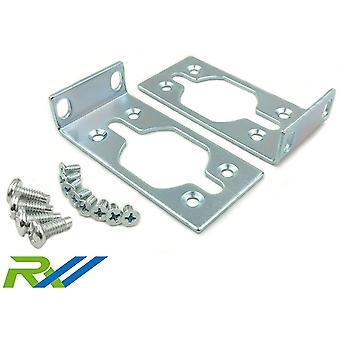 FengChun - HP-XL Rack Mount Kit für ausgewählte 17,3 Zoll breite HP (ProCurve) Produkte (Ersatz für
