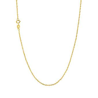 amor Women's necklace in gold 375(1)
