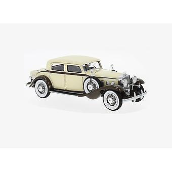 Stutz DV 22 Monte Carlo Sedan (1933) kåda modell bil