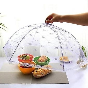 Housse alimentaire anti-moustique de style parapluie portable