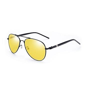 Męskie spolaryzowane okulary przeciwsłoneczne Mężczyźni Kobiety Jazda Pilot Vintage