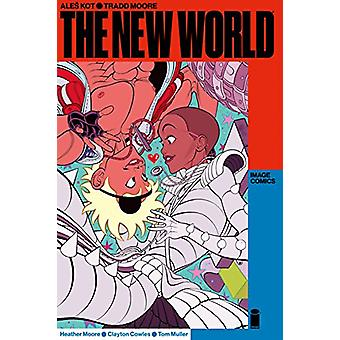 The New World by Ales Kot (Paperback, 2019)