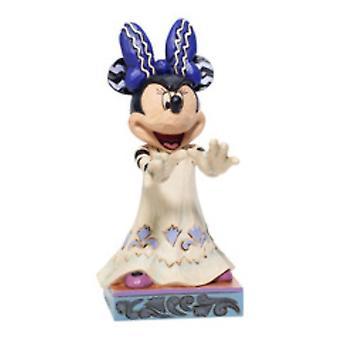 Statuetta delle tradizioni Disney del topo minnie di Halloween