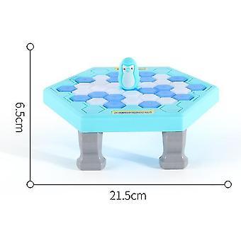 פינגווין שובר קרח צעצוע שולחן להציל פינגווין על צעצוע מסיבת משחק קרח dt5307