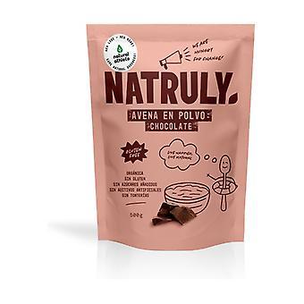 Chocolate powder oatmeal 500 g of powder