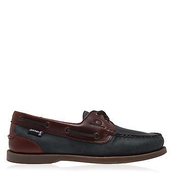 Chatham Mens Bermuda II G2 Boat Shoes Slip On Casual Flat Footwear