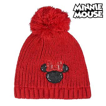 Hat Minnie Mouse 74283 Red