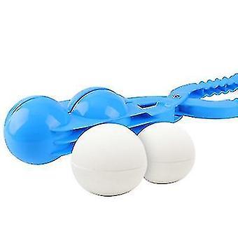 Copoz Snowball Maschine Kinder Winter Outdoor Spielzeug Schneeball Clip zum Spielen Schnee Spielzeug Werkzeug