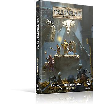 Talisman Adventures RPG Core Regelbok