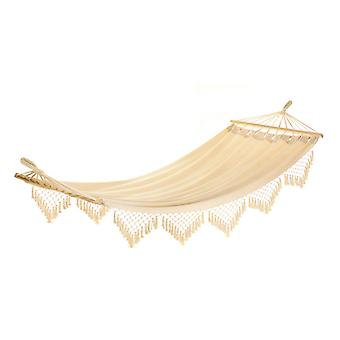 Summerfield Terrace Återvunnen bomullsduk hängmatta, förpackning med 1