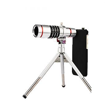 Mobile Phone Telescope Anti-shake Mobile Phone Camera 16x Long Lens External High Definition Special Effects Lens Universal