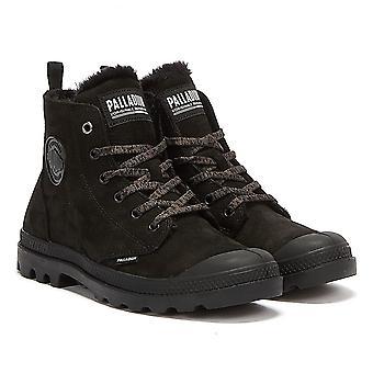 Palladium Pampa Hi Zip WL W Womens Black Boots