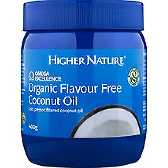 Higher Nature Organic Coconut Oil 400g