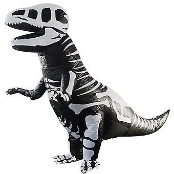 Tyrannosaurus Rex (adult) Halloween Cosplay Tyrannosaurus Rex Inflatable Costume Dinosaur Costume