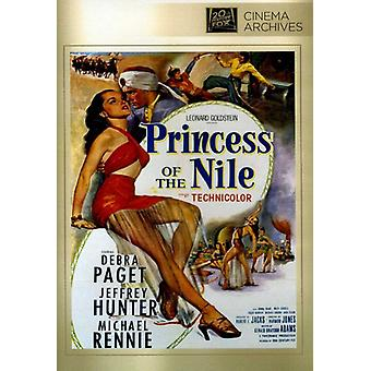 Princesse des USA du Nil [DVD] import