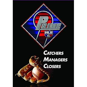 Prime 9: Catchers / Managers / Closers [DVD] USA import