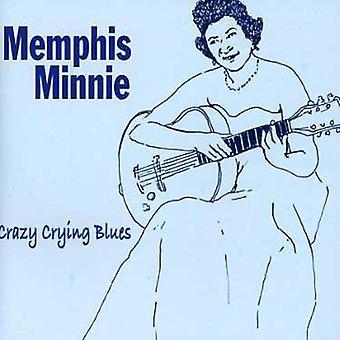 Memphis Minnie - Crazy Crying Blues [CD] USA import