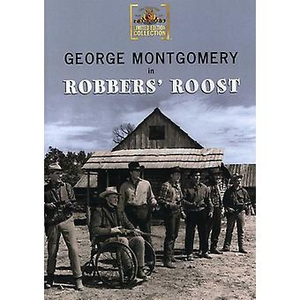 Robbers' Roost (1955) [DVD] USA import