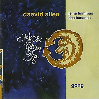 Daevid Allen - Je NE Fuim Pas De Bananes [CD] USA import