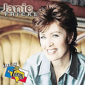 Janie Fricke - Live at Billy Bob's Texas [CD] USA import