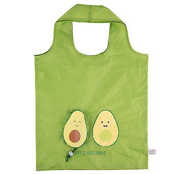 Sass & Belle Avocuddle składana torba na zakupy