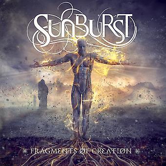 Sunburst - Fragments of Creation [CD] USA import