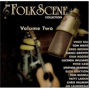 Folkscene Collection - Vol. 2-Folkscene Collection [CD] USA import