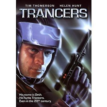 Trancers [DVD] USA import