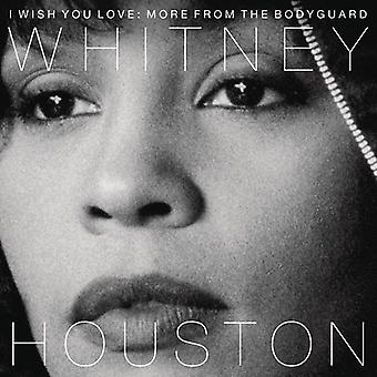 Houston*Whitney - I Wish You Love: More From the Bodyguard [CD] USA import
