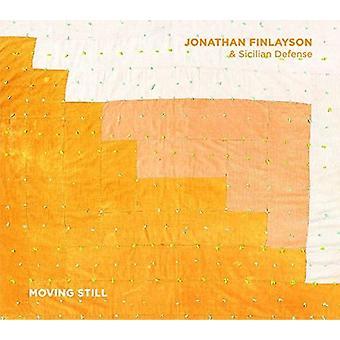 Jonathan Finlayson & Sicilian Defense - Moving Still [CD] USA import