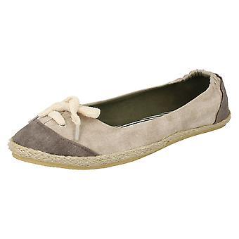 Дамы пятно на холст обувь Долли