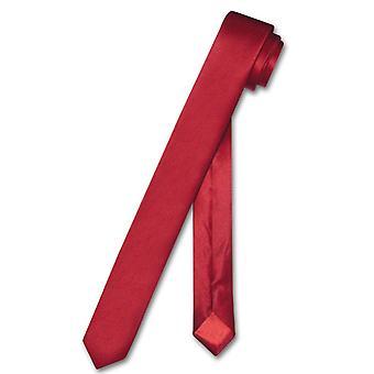 ビアジオ 100% シルク細いネクタイ余分な細い男子 1.5」ネクタイ