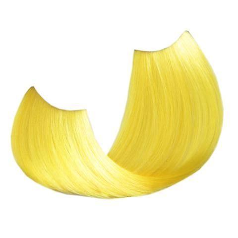 MagiCrazy Permanent Hair Color 100ml (Sun Shine Lemon) Y1