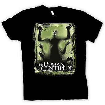 Hombres camiseta - el ciempiés humano - película