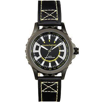 Relógio de pulso relógio de Bruno Banani de Meros analógico BR30023