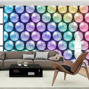 Fotobehang - Colorful Vertigo