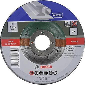 Accessori Bosch A 30 S BF 2609256333 Disco di taglio (off-set) 125 mm 22,23 mm 5 pc(s)