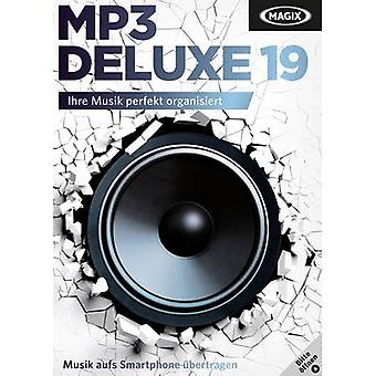 Magix MP3 Deluxe 19 Fullversjon, 1 lisens Windows Music